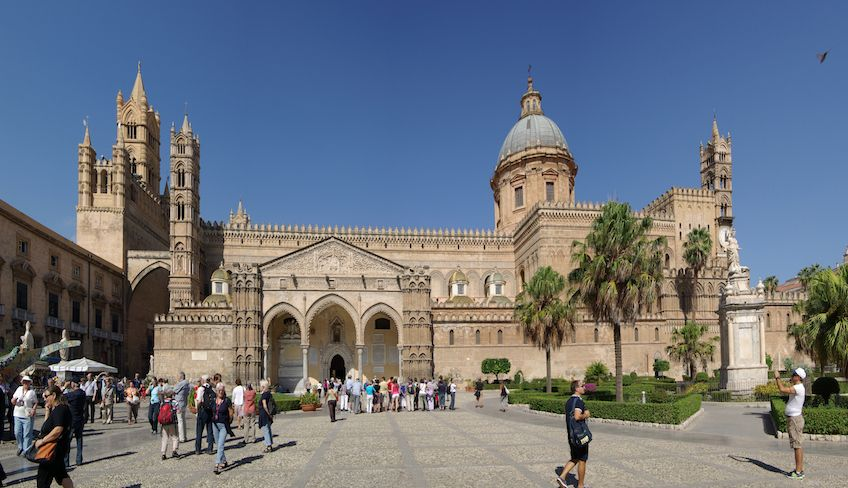 catania to palermo - day trips from catania