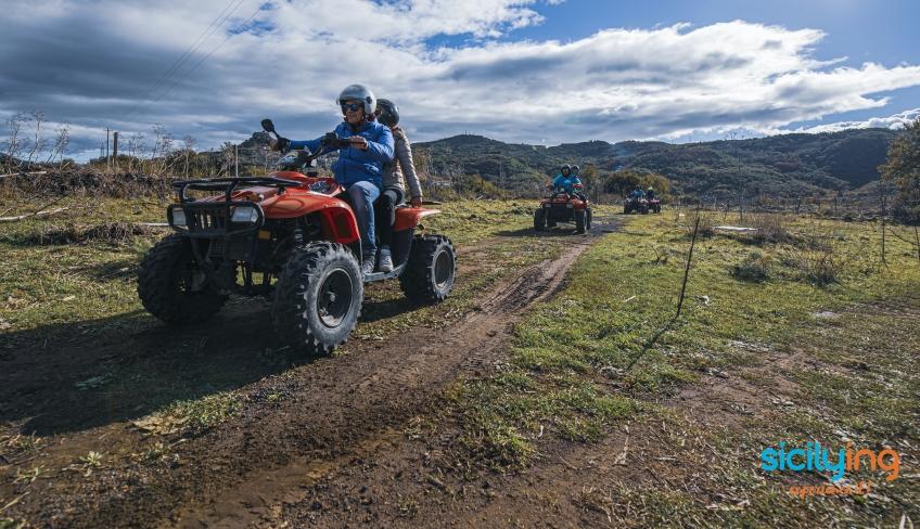 Alcantara tour in quad