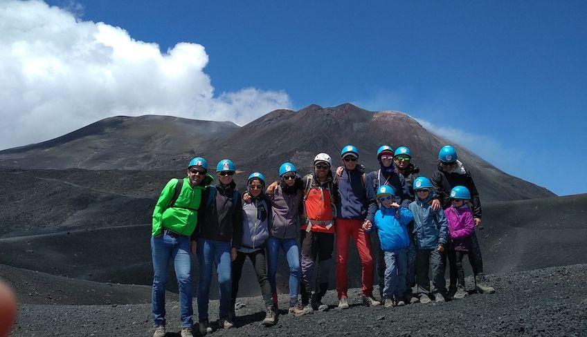 Hiking etna - etna trekking