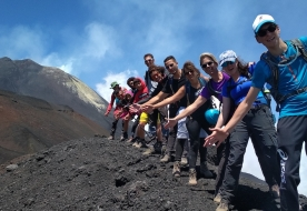 Nature Holiday in Sicily -Hiking Etna