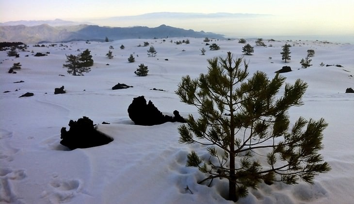 Hiking Etna - Etna paths