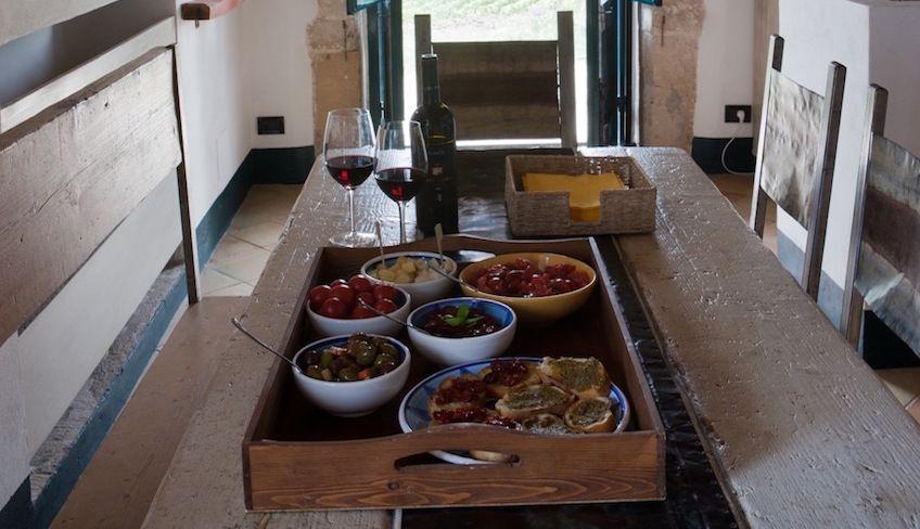 wine tasting Sicily -