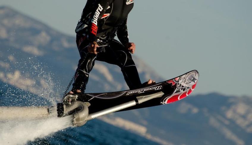 water sports taormina -