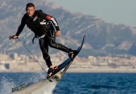 water sports taormina