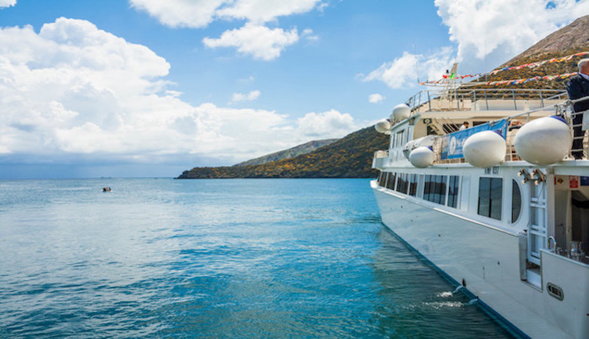 aeolian islands mini cruise
