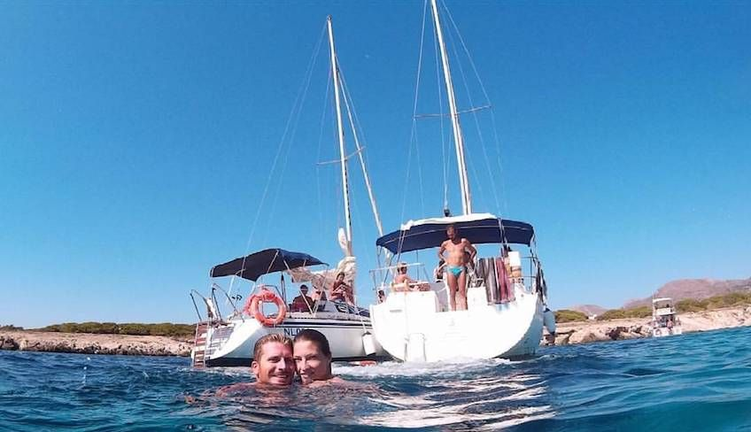 favignana boat tour -