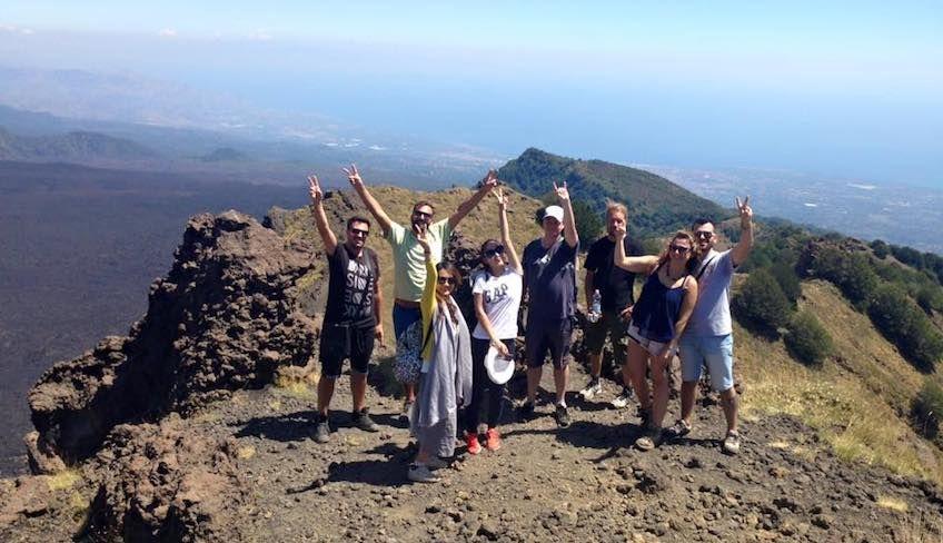 Etna morning tour  -