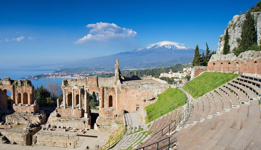 tours from Catania