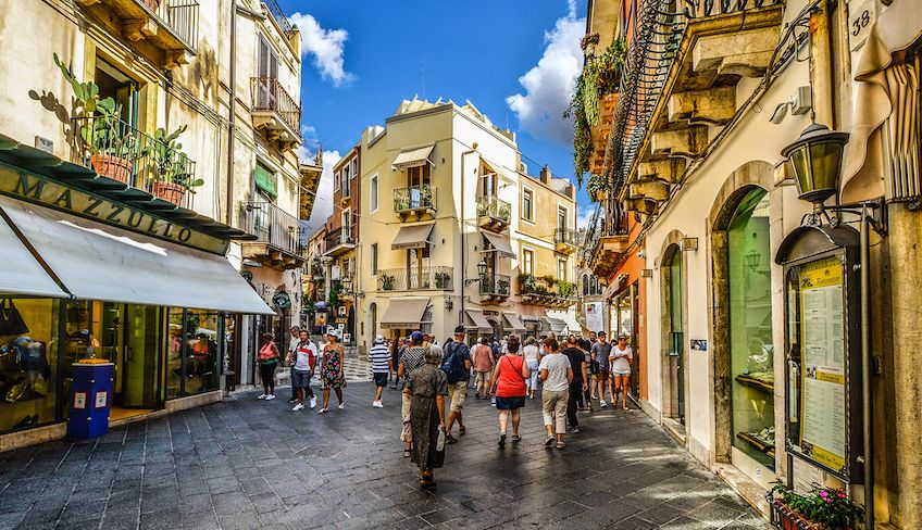tours from Catania -