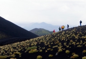 Hiking Etna - trekking in the volcano
