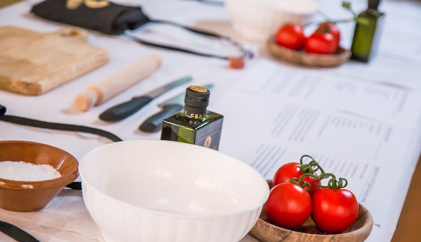 cooking class sicily -