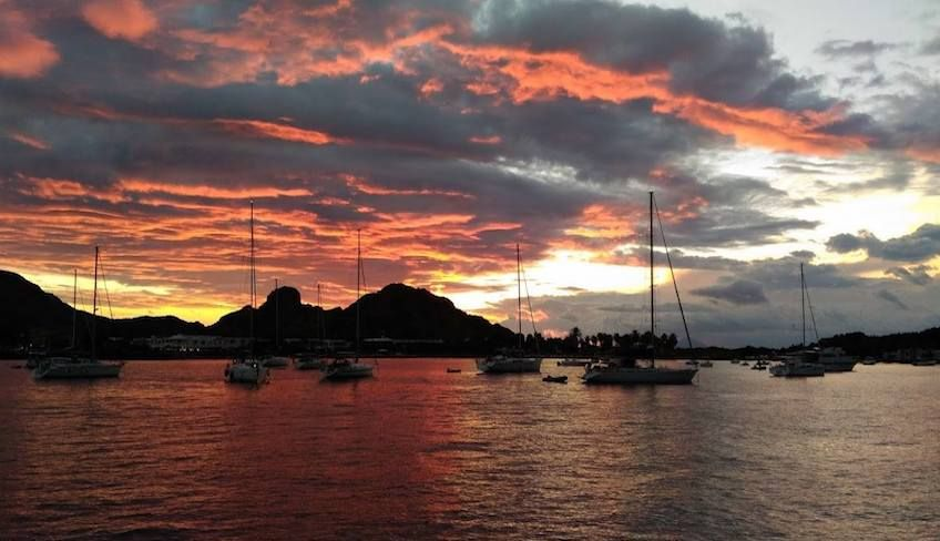 aeolian islands yacht charter -